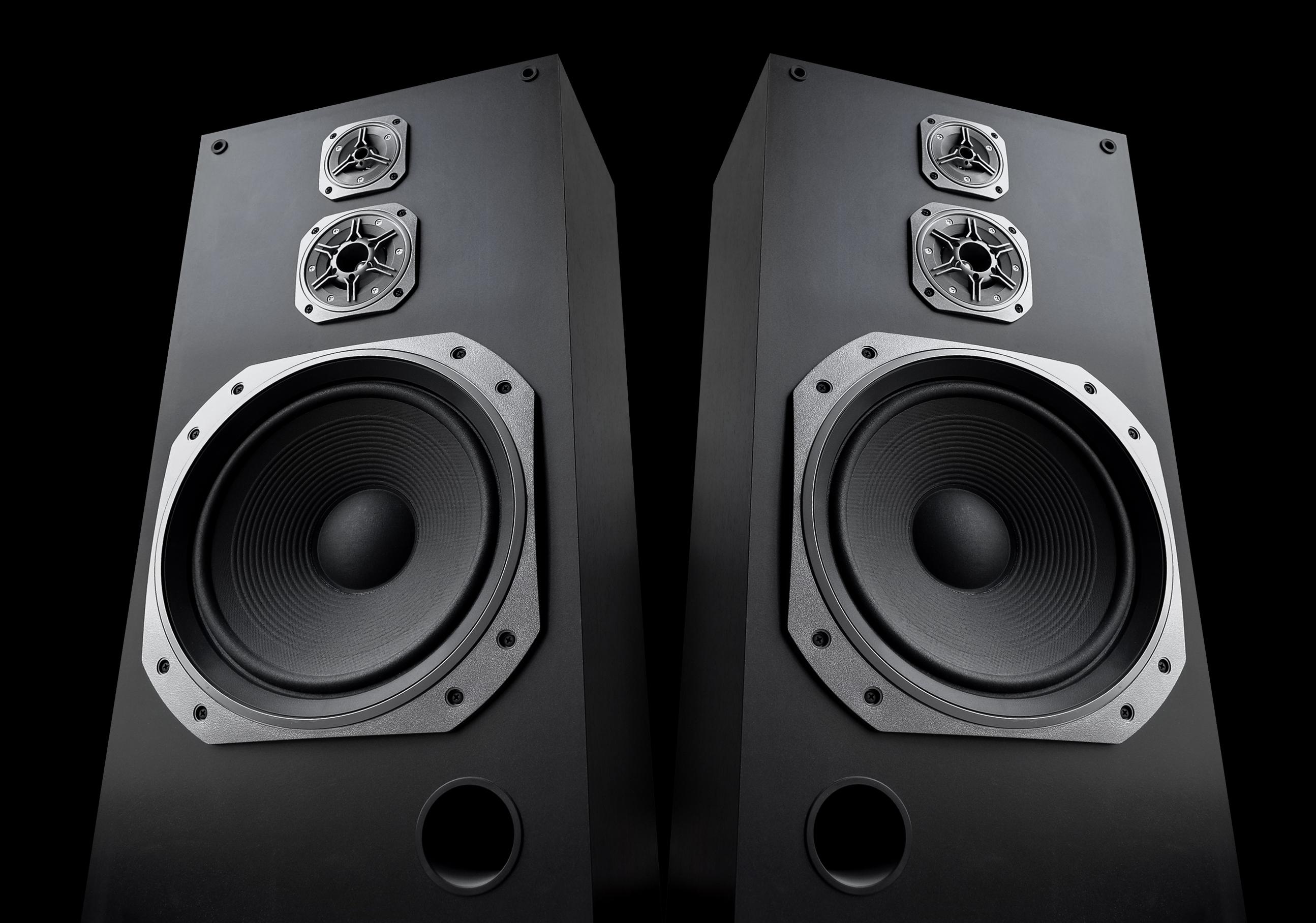 jenis audio sound system